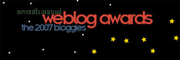 Weblogawards2007